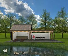 Studio SBA » Modern paviljoen