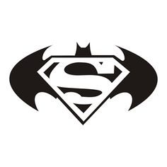 Batman Superman Laptop Car Truck Vinyl Decal Window Sticker PV451