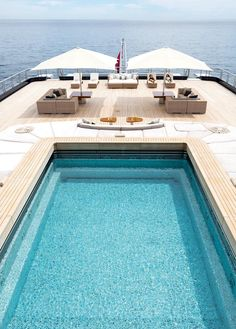 Six of the best superyacht pools | Boat International