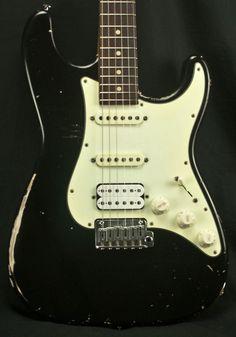 Suhr Classic Antique Black Electric Guitar 18040