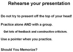 Public Speaking, Pointers, How To Memorize Things, Presentation, Tips, Stylus, Counseling
