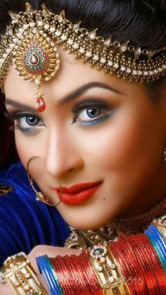 ideas makeup photography pink faces for 2019 - My best makeup list Beautiful Girl Indian, Most Beautiful Indian Actress, Beautiful Eyes, Beautiful Women, Beautiful Bride, Indian Bridal Photos, Indian Bridal Makeup, Beauty Full Girl, Beauty Women