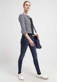 edc by Esprit Jeansy Slim fit - dark blue - Zalando.pl