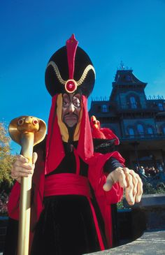 Disneyland Park, Frontierland - Jafar, Disneyland Paris