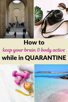 How to keep your brain and body active while in quarantine - Stellar Athens