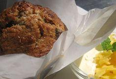 30 Day Muffin Mix Photo: Jackie Cameron Hartford House, Dessert Book, Bran Muffins, Mix Photo, Cake Day, Muffin Mix, Homemade Butter, Cake Flour, No Bake Treats