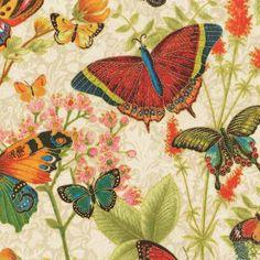 Hoffman botanical butterflies