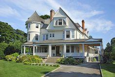 Beautiful Victorian house ... less ornate