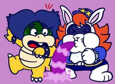 More Princess Koopalings by Bowsaremyfriends on DeviantArt Super Mario Games, Super Mario Art, Mario Memes, Gender Swap, Mario Bros, Nintendo Games, Cool Drawings, Turtles, Gabriel