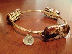 bourbon and bowties jewelry | Found on gladevillefarmhouse.com