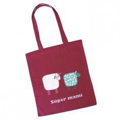 Bolsas personalizadas para mamás