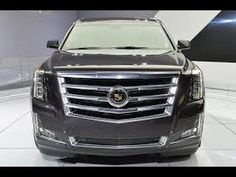 2015 Cadillac Escalade - Strong Power, Luxury Look and More Stylish
