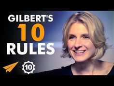 Success, failure and the drive to keep creating   Elizabeth Gilbert - YouTube