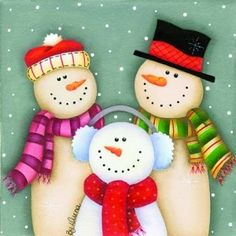 Auto adesivo boneco de neve