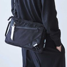 CIE - BALLISTIC AIR 2WAY SHOULDER - toyookakaban - Baby Goods, Cool Baby Stuff, Black Men, Shoulder Bag, Bags, Fashion, Handbags, Moda, Fashion Styles