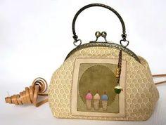 сумочка с фермуаром выкройка: 18 тыс изображений найдено в Яндекс.Картинках