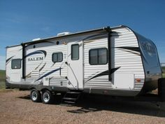 2013 FOREST RIVER SALEM 26TBUD Located on I-90 in Summerset, South #Dakota, in between #RapidCity and #Sturgis. #Campers & #RV