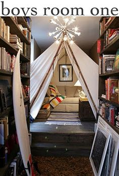 awesome inspiration for a boys room