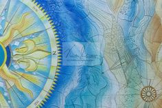 Penarth Pier detail: Week 7 of 52 Floor Murals, Him Band, Beach Walk, Detail, Life, Ideas, Thoughts
