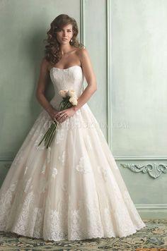 Abiti da Sposa Allure 9121 2014