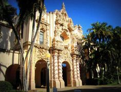Balboa Park in San Diego.... seriously top 3 of my most fav spots ever