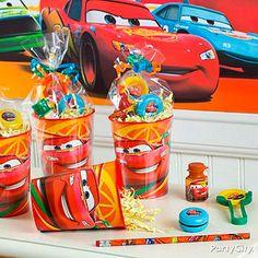 Festa Carros da Disney