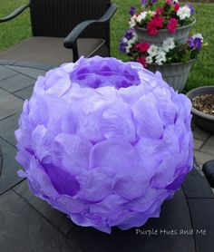 Add a decorative touch to your patio or home by making a rose petals luminary. Impress your friends with this easy to…