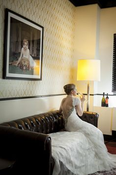 Getting married at Gild Hall - a Thompson Hotel in NYC's FiDi