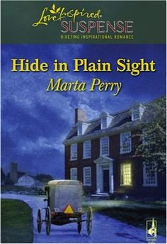 FREE e-Book: Hide in Plain Sight {by Marta Perry}
