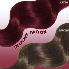 Want gorgeous vivid color without lightening? Try Fuchsia Pink! Our velvety deep pink shade packs a Blue Tinted Hair, Red Tint Hair, Red Burgundy Hair Color, Green Hair Dye, Navy Blue Hair, Dark Purple Hair, Hot Pink Hair, Pink Hair Dye, Green Hair Colors