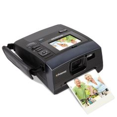 Just when you thought Polaroid was done...The 14 MP Digital Polaroid Camera - Hammacher Schlemmer