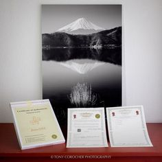 "Recent order from my Print Shop: Mount Fuji Japan 2014. From the ""WabiSabi"" series: http://ift.tt/2kHmqok Fine Art Giclèe Print mounted on DiBond with quality certificates and archive.  #fineartprint #fineartprints #fineartphotography #tonycorocherphotography #tonycorocher #archivalprint #gicleeprint #giclee #museumquality #artprint ......................................................................... http://ift.tt/2hWgNkR My Web Site: http://ift.tt/260OfKI…"