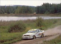 BMW M3 ラリー「BMW M3 RALLY」