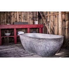 Concrete Bathtub Bathroom Bath In Cement UK Concrete Bathtub, Cement, Furniture Care, Bathroom Bath, Bath Design, Wow Products, Household, Baths, Restroom Design