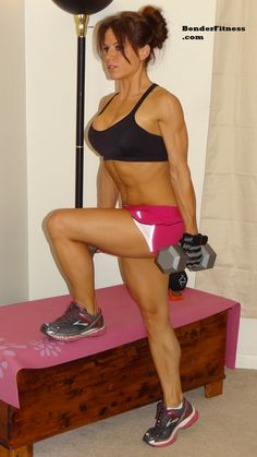 Shape and Burn Workout. Shape, tone and burn fat! Come on bikini body!