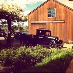 Turnbull Winery in Napa Valley. So cute. Can't wait to go back!