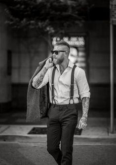 Josh Mario John: nouveau mannequin de Toronto à suivre de près - Ton Barbier
