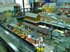 Planning Your Model Train Layout for Beginners at http://www.hobbylinc.com/model-trains