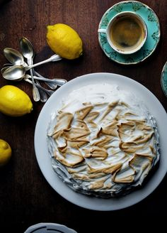 mmm - lemon meringue. Mimi Thorisson