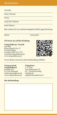 Katalog 2015 vom Verlag Heilbronn -  Seite 20 - Kontaktadressen. Wir machen Bücher für Menschen auf dem Inneren Pfad  www.verlag-heilbronn.de