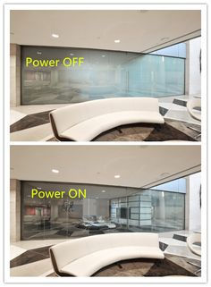 Switchable Smart Glass for Office Partition, Enlarge office space, and improve company image. Smart and Magic .