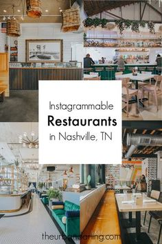 8 Best Nashville Restaurants- Nashville Restaurant Guide