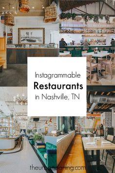 8 Best Nashville Restaurants- Nashville Restaurant Guide