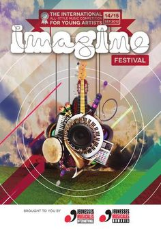 Imagine Festival 2012 - the program