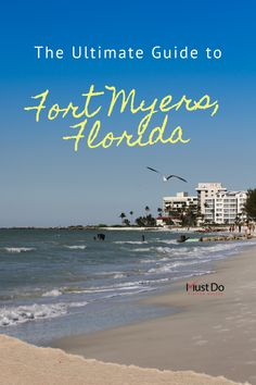 The Ultimate Guide to Fort Myers, Florida! Plan the perfect beach vacation with Must Do Visitor Guides' travel tips and information! Things to do in Fort Myers, Fort Myers Beach, Sanibel and Captiva Island, Florida including the best beaches, family fun kids activities, eco tours, attractions, shopping, dining, nightlife, golf, day trips, and more. Must Do Visitor Guides | MustDo.com