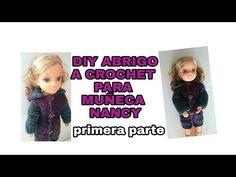 Vestidos Nancy, Barbie Dress, Dolls, Appliques, Youtube, Pattern, Diy, Women, Doll Outfits