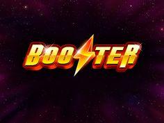 Booster Slot — Free Slot Machine Game by iSoftBet Fun Snacks For Kids, Dog Snacks, Game Logo, Game Ui, Las Vegas, Text Design, Logo Design, Slot Machine, Machine Video