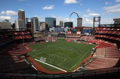 Busch Stadium set to host Chelsea and Man. City soccer