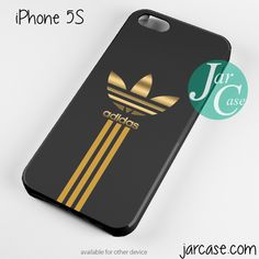 Adidas Gold Phone case for iPhone 4/4s/5/5c/5s/6/6 plus