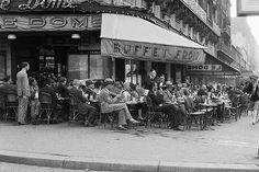 Seltzer botteles at Paris